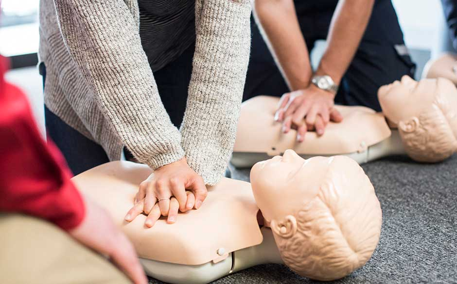 American Heart Association Providing Cpr First Aid Training Through Online