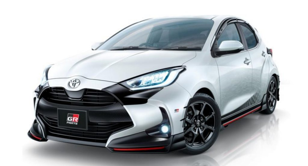 Toyota Yaris 2020 Model -JMD