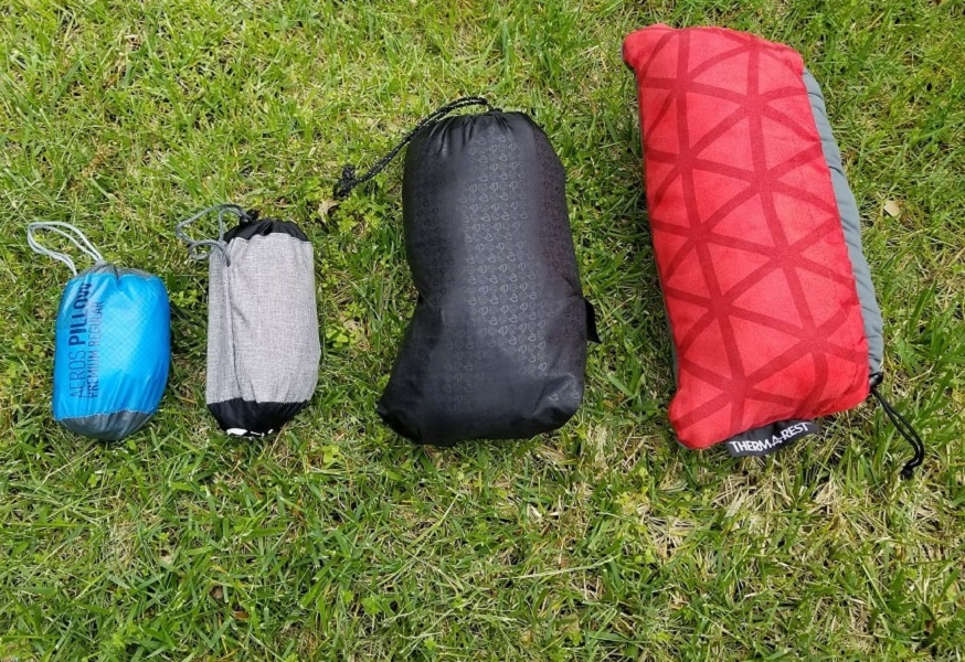 Consider When Choosing A Camping Pillow