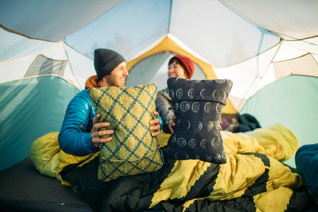 mportant Things To Consider When Choosing A Camping Pillow