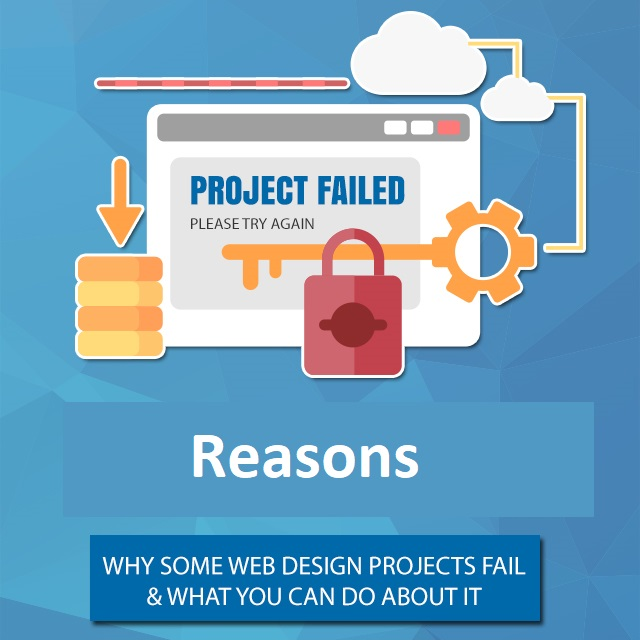 Reasons Why Website Projects Fail